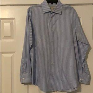 Banana Republic size medium baby blue dress shirt